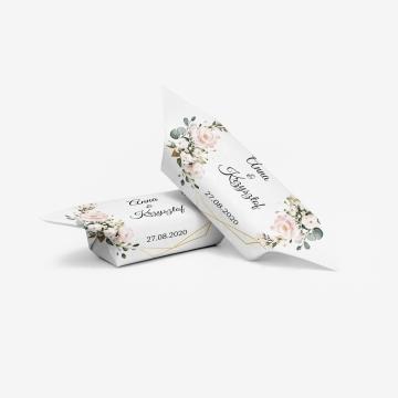 Ślubne krówki - własny projekt